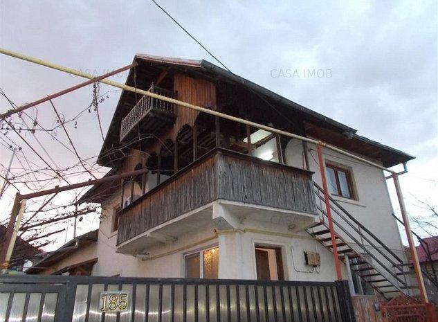 Vanzare casa cu etaj in Branesti jud. Dambovita - imaginea 1