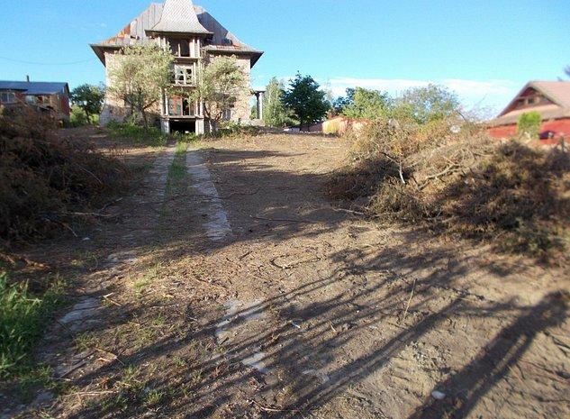 Comision 0 - Vanzare casa tip conac in Valea Voievozilor, jud. Dambovita - imaginea 1