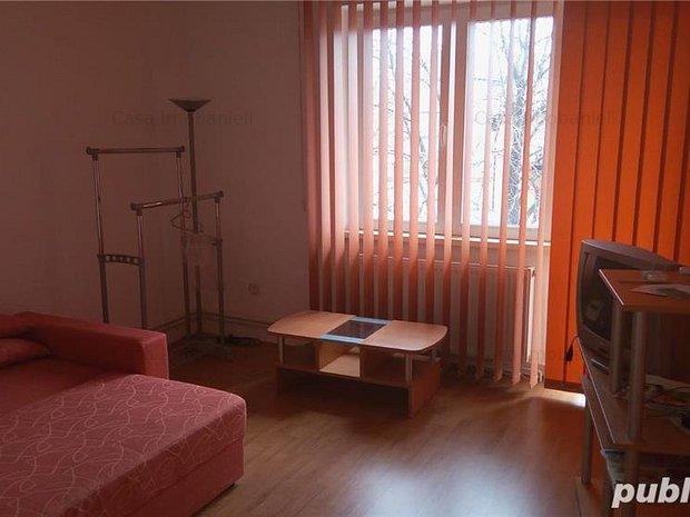 Balcescu,ap 3 camere,et 2,decomandat,centrala proprie,pret 90 000 euro - imaginea 1