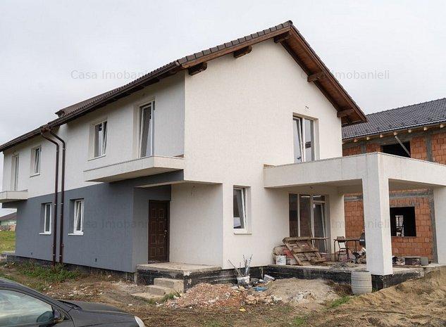 Dumbravita,1/2 duplex,P+E,4 cam,2 bai,90 mp,84.000 euro - imaginea 1