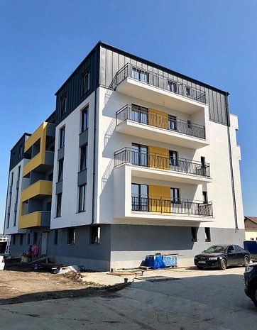 Apartament nou 2 camere / bucatarie inchisa / terasa 10mp - imaginea 1