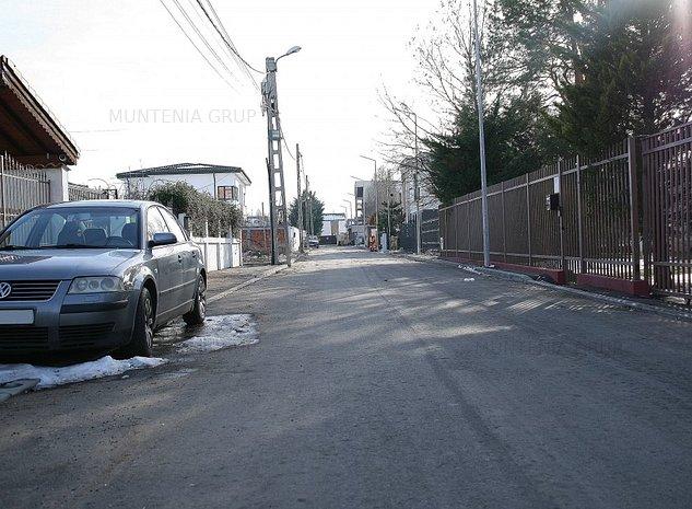 PIPERA - Drumul Potcoavei, cu pozitie excelenta, 1.900 mp. teren intravilan - imaginea 1