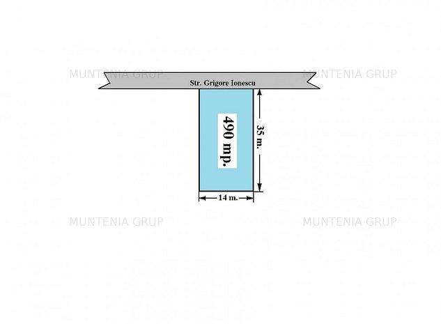 MAICA DOMNULUI - OMW, 490 mp. teren ideal constructie S+P+2E+M - imaginea 1