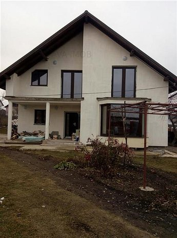 Casa noua P+M, teren 1200 mp, Racova - imaginea 1