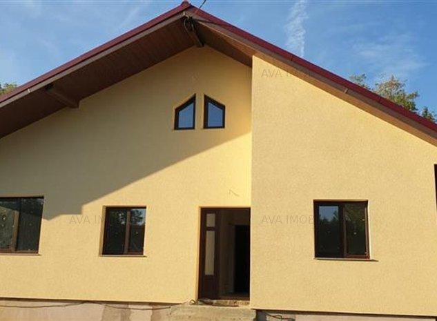 Casa P+M, 5 camere, 2 bai, din an 2018, teren 1000 mp, Sarata - imaginea 1