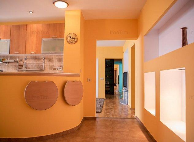 Apartament 3 camere langa Piata Marasti - imaginea 1