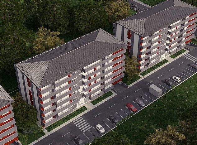 Apartament 2 camere, metrou Berceni, mutare imediata - imaginea 1