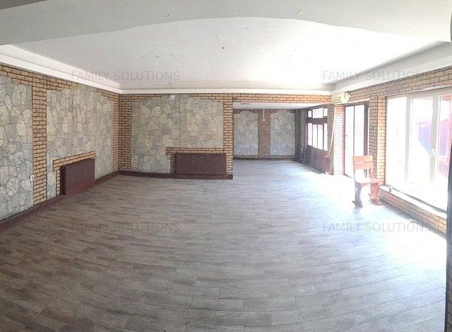 Brancoveanu - Vila  S+P+1+M - 270mp + teren 297mp - pretabila afacere - imaginea 1