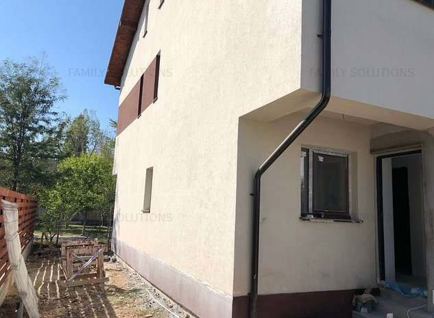 Casa P+1+M 4 cam.Util 142mp.Teren 162mp. 600m fata de metrou Aparatori - imaginea 1