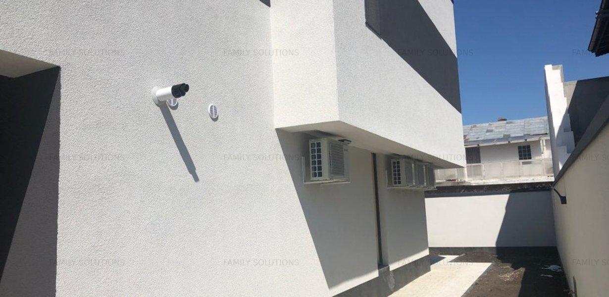Casa individuala lux Aparatori 4 cam.Util 145mp.Teren 185mp - imaginea 41
