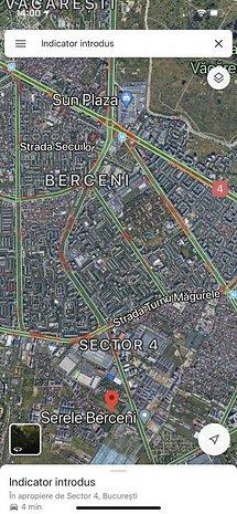 Berceni - Selgros - Teren cu Autorizatie de construire - imaginea 1