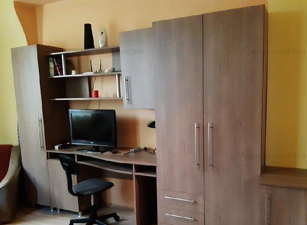 50745-Inchiriere Apartament 1 Camera, Zona Centrala, Cluj-Napoca - imaginea 1