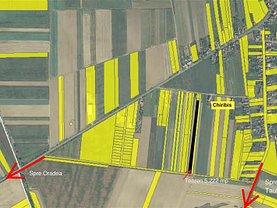 Teren constructii de vânzare, în Chiribiş, zona Central