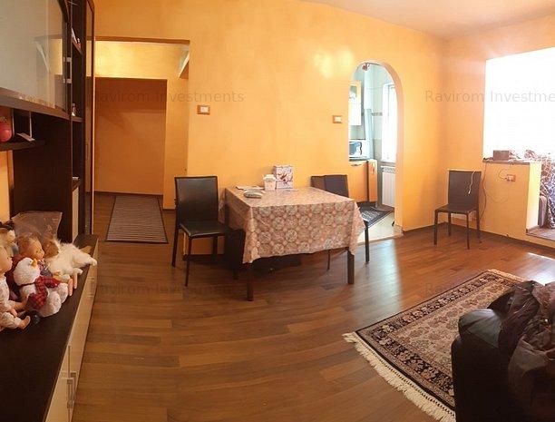 Apartament 2 camere semidecomandate, Orizont, etaj 2. - imaginea 1
