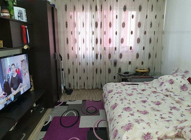 Apartament 2 camere semidecomandate, Narcisa, etaj 3, renovat, sudic - imaginea 1
