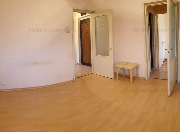 Apartament 2 camere semidecomandate, etaj intermediar, Orizont - imaginea 1