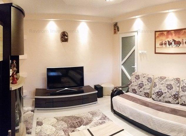 Apartament 2 camere semidecomandate, la parter, Orizont - imaginea 1