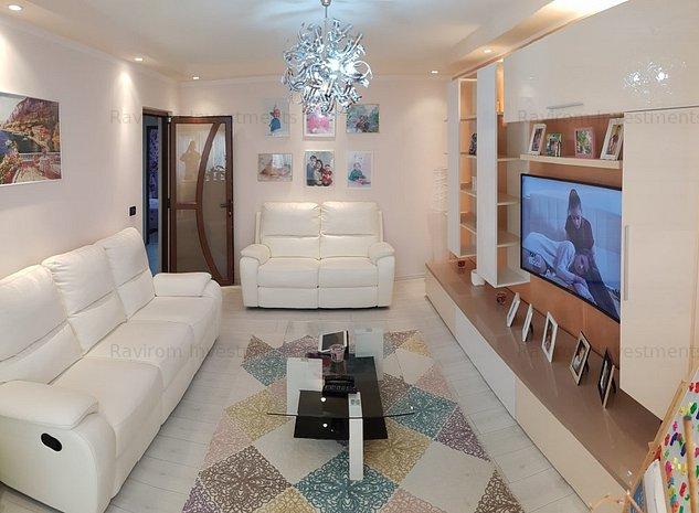 Apartament patru camere, etajul doi, renovat elegant, Mioritei - imaginea 1