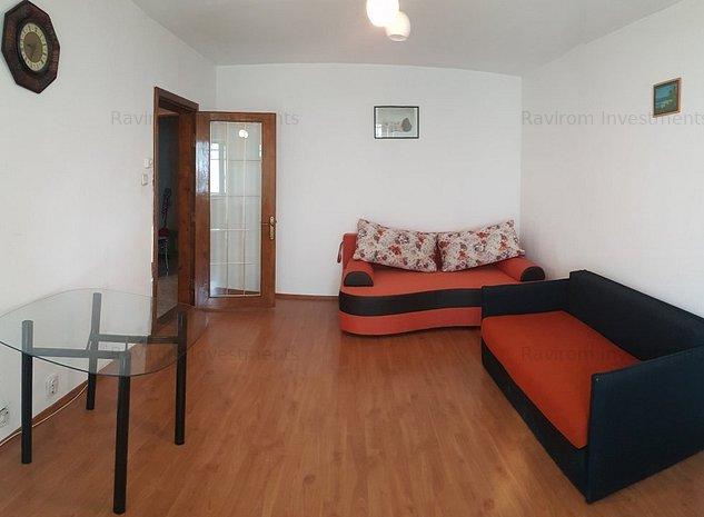 Apartament patru decomandate, semimobilat, etajul 1, langa Cora - imaginea 1