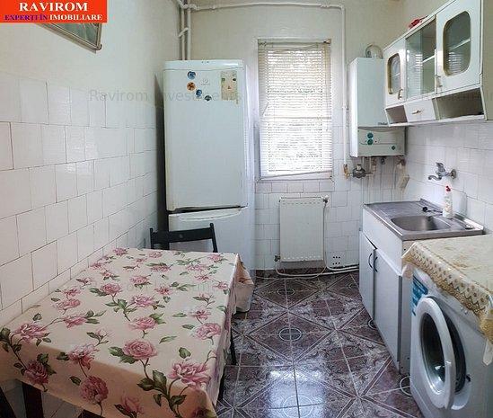 Apartament doua camere, mobilat, cu centrala, etaj 2, langa Parc - imaginea 1