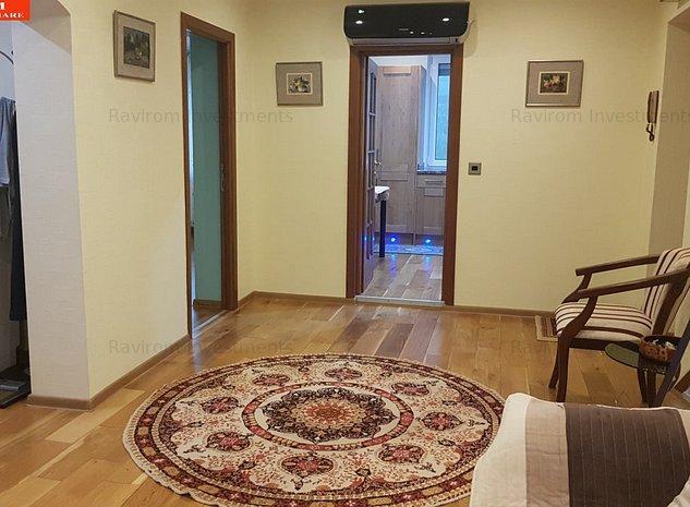 Apartament trei camere, decomandat, Cremenea vile, renovat, garaj, boxa - imaginea 1