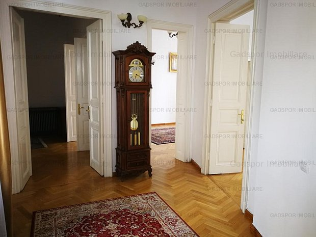CG51105   Inchiriere Casa 4 camere Cotroceni- Parlament - imaginea 1