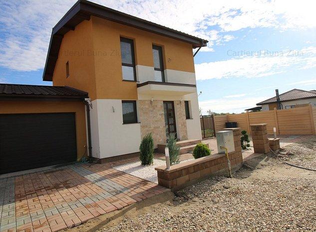 Casa Perfectă 4 din Cartierul Bună Ziua Tărtășești! - similar Domnesti - imaginea 1