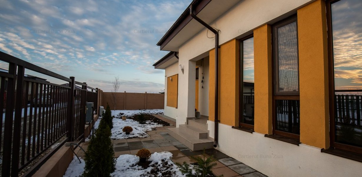 Cartierul Bună Ziua | Casa Tropicală | 4 camere | Tărtășești - similar Crevedia - imaginea 14