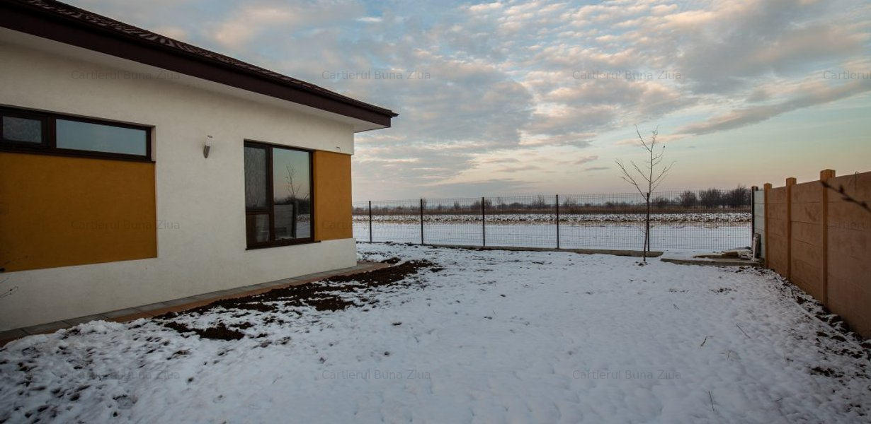 Cartierul Bună Ziua | Casa Tropicală | 4 camere | Tărtășești - similar Crevedia - imaginea 15