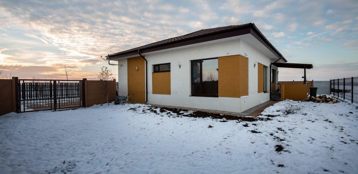 Cartierul Bună Ziua | Casa Tropicală | 4 camere | Tărtășești - similar Crevedia - imaginea 16