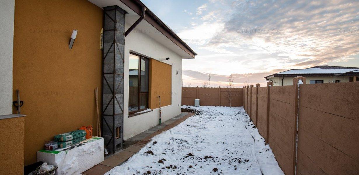 Cartierul Bună Ziua | Casa Tropicală | 4 camere | Tărtășești - similar Crevedia - imaginea 18