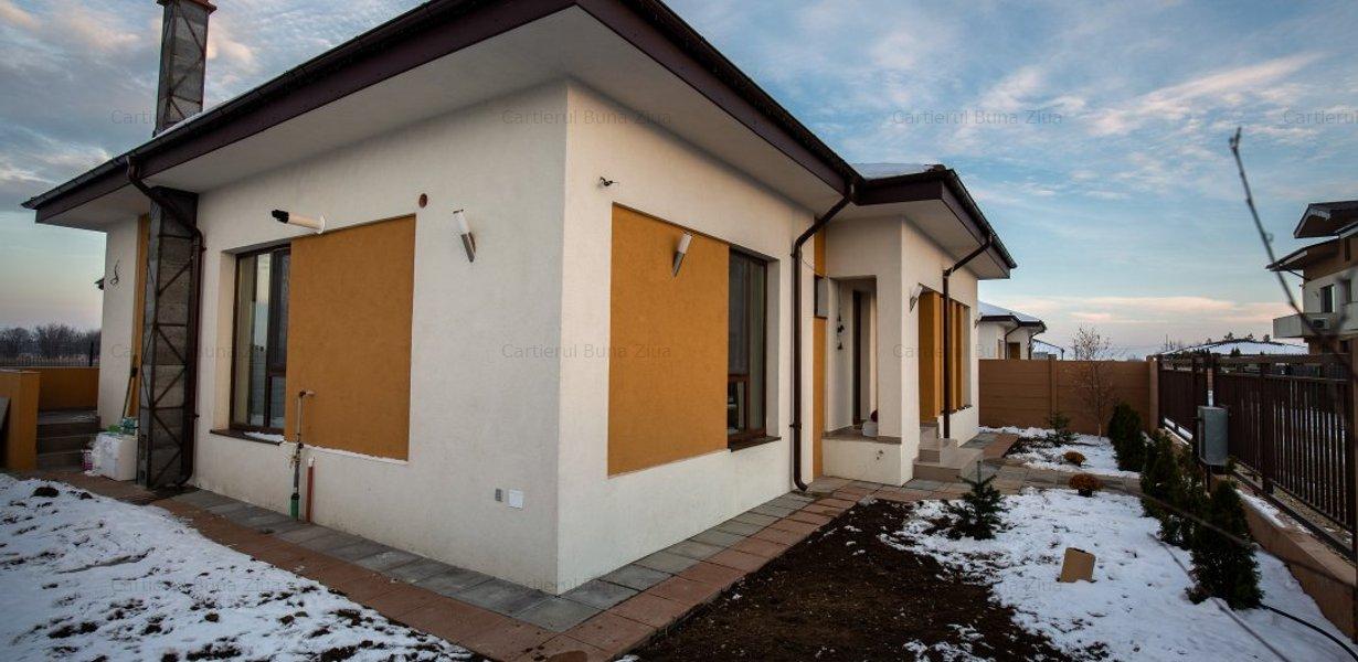 Cartierul Bună Ziua | Casa Tropicală | 4 camere | Tărtășești - similar Crevedia - imaginea 19