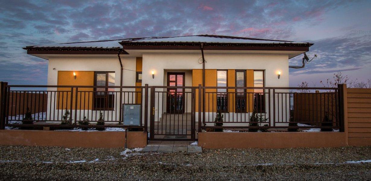 Cartierul Bună Ziua | Casa Tropicală | 4 camere | Tărtășești - similar Crevedia - imaginea 21