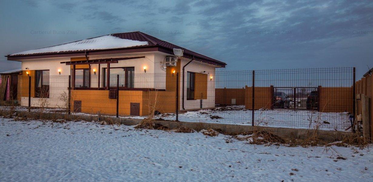 Cartierul Bună Ziua | Casa Tropicală | 4 camere | Tărtășești - similar Crevedia - imaginea 22