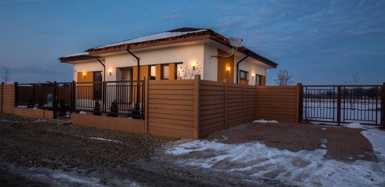 Cartierul Bună Ziua | Casa Tropicală | 4 camere | Tărtășești - similar Crevedia - imaginea 23