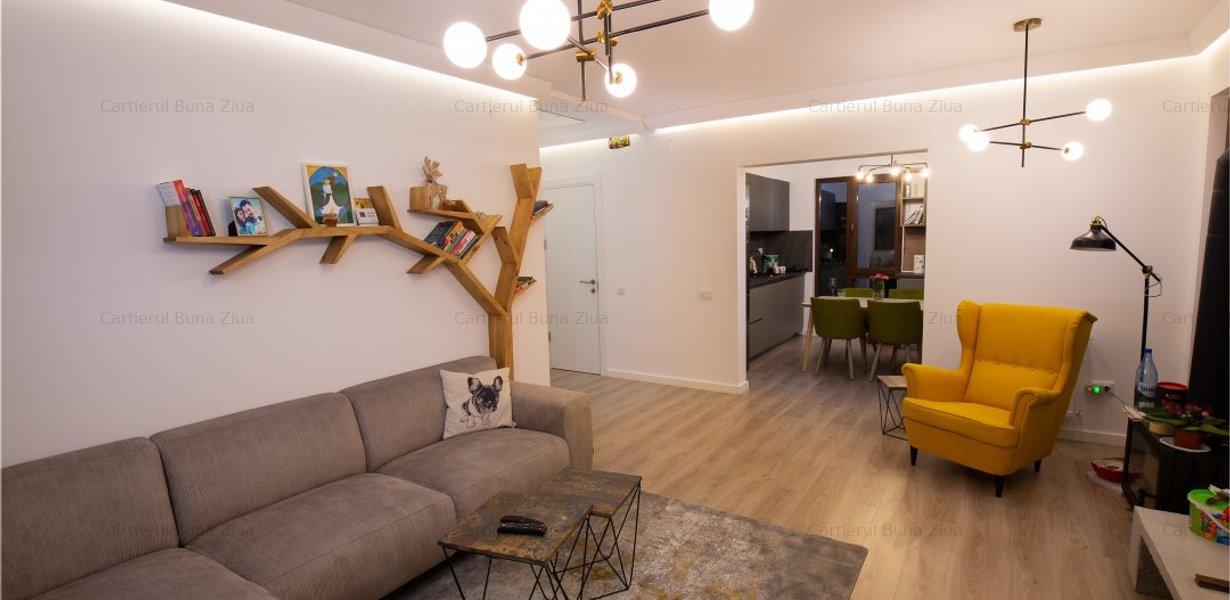 Cartierul Bună Ziua | Casa Tropicală | 4 camere | Tărtășești - similar Crevedia - imaginea 1