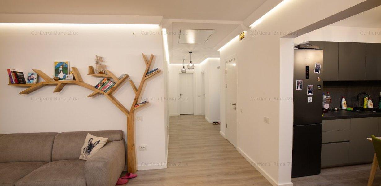 Cartierul Bună Ziua | Casa Tropicală | 4 camere | Tărtășești - similar Crevedia - imaginea 37