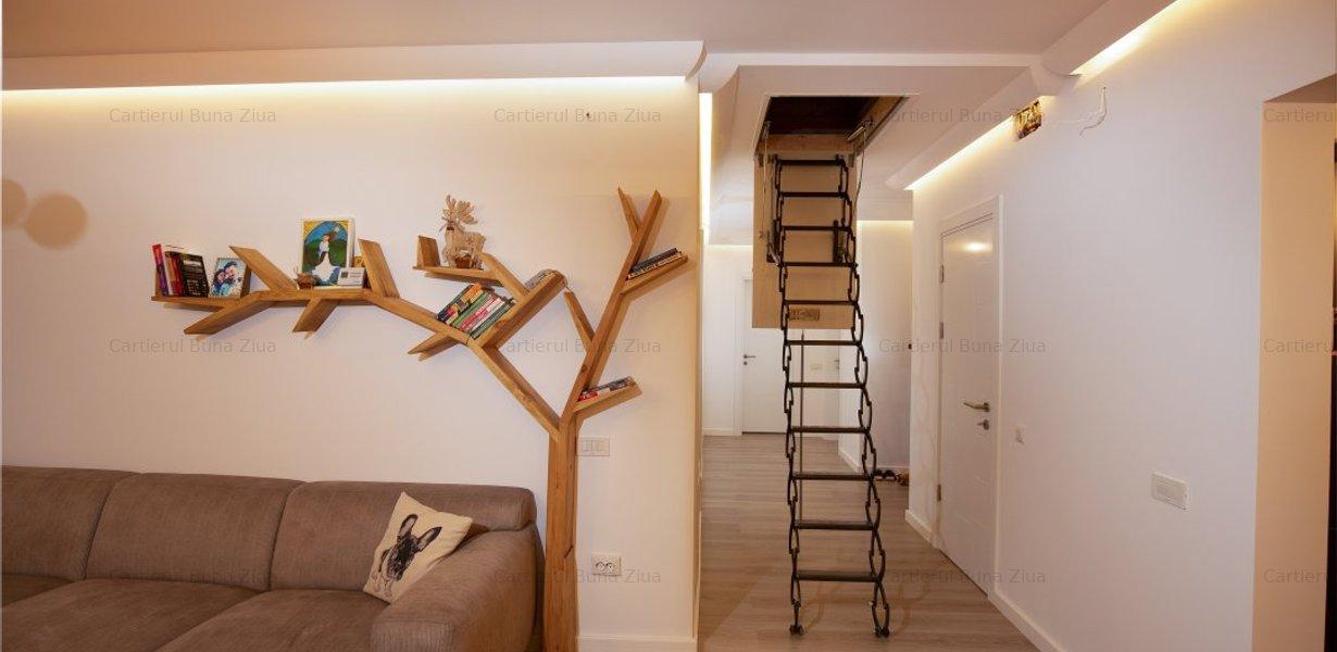 Cartierul Bună Ziua | Casa Tropicală | 4 camere | Tărtășești - similar Crevedia - imaginea 45