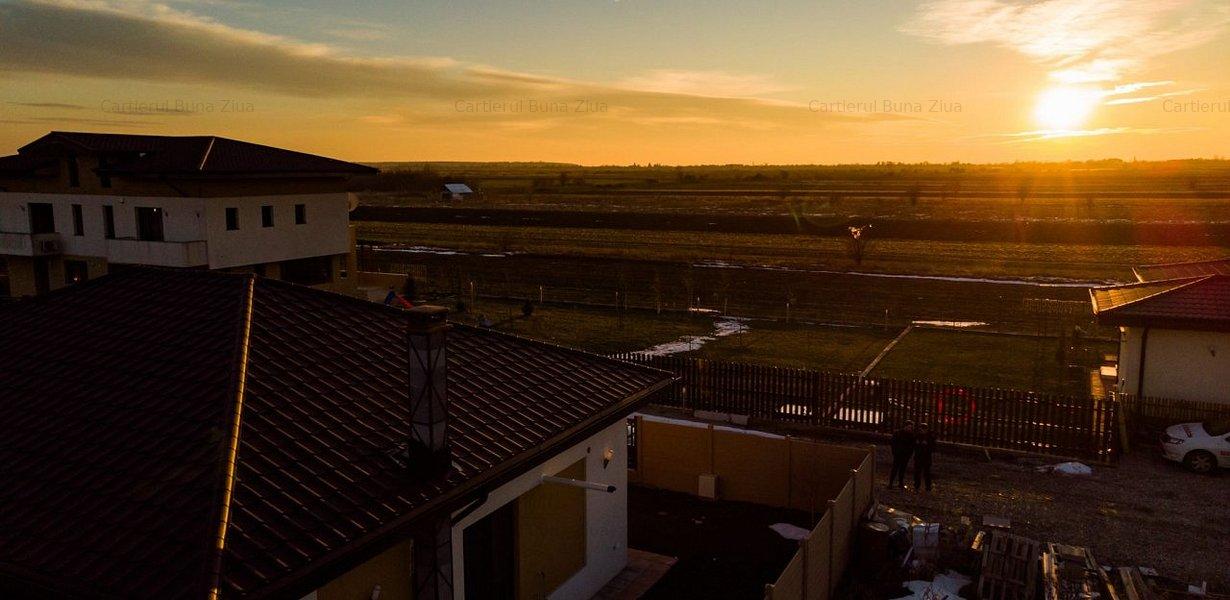 Cartierul Bună Ziua | Casa Tropicală | 4 camere | Tărtășești - similar Crevedia - imaginea 53