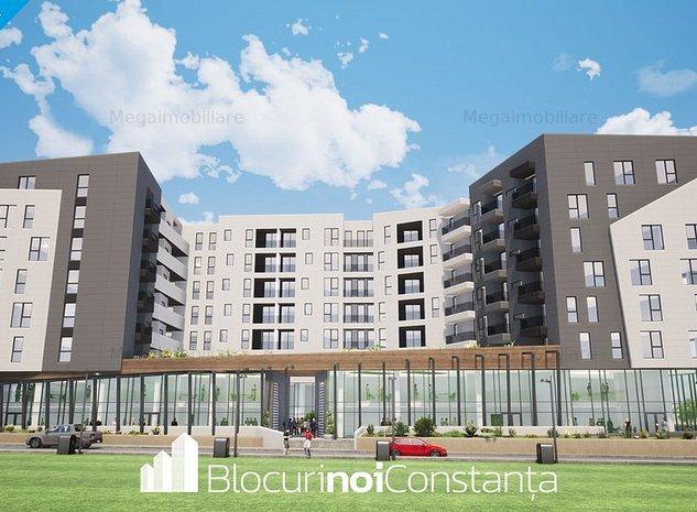 #Dezvoltator: Apartament 2 camere, zona Campus - Aviatorii Residence 3 - imaginea 1
