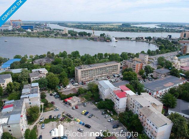 #Teren Tulcea cu autorizație construire bloc D+P+5 - Strada Alunișului - imaginea 1