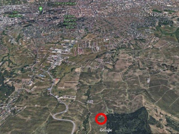 Teren cu Panorama spre Cluj - 2800 mp - Oportunitate de investitie - imaginea 1