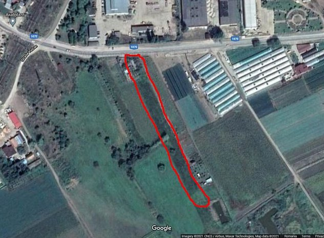 Vand teren cu destinatii multiple in Aiud - imaginea 1