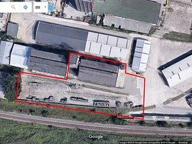 Vânzare spaţiu industrial în Cluj-Napoca, Baciu