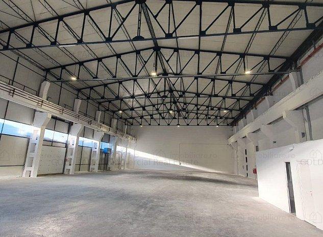 Depozit/Hala-In Park Industrial-Someseni-1,991 mp + 500 Birouri - imaginea 1