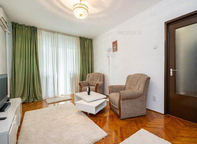 Inchiriere apartament 3 camere mobilat,