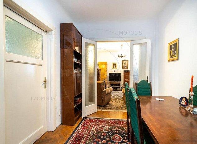 Apartament 3 camere , zona Matei Basarab
