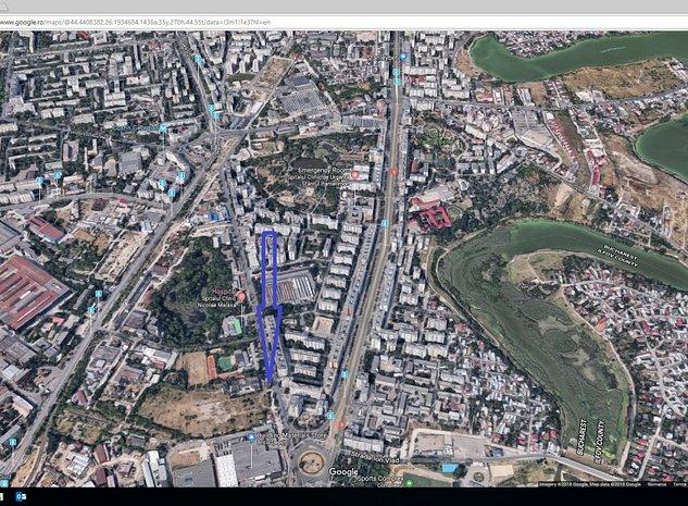 4564 mp stradal cu autorizatie de construire - imaginea 1