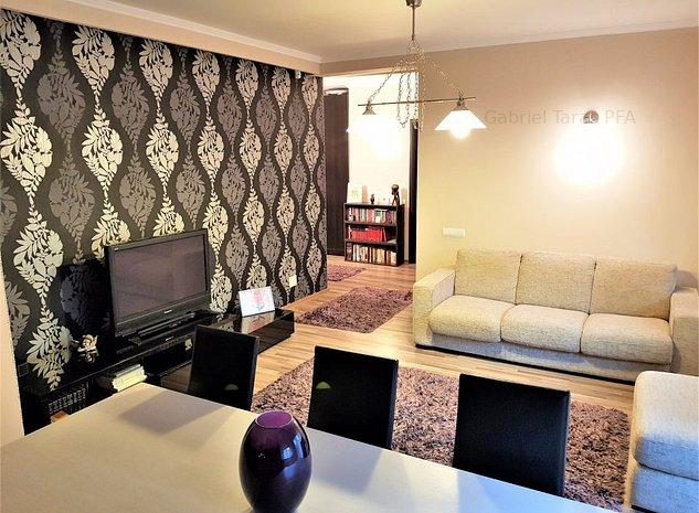 Bragadiru | Bloc nou | Finisaje lux | 3 camere | Decomandat | Mobilat și utilat - imaginea 1