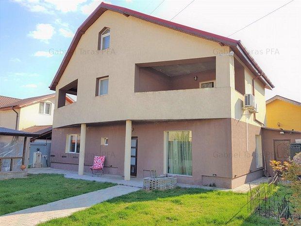 Vilă de vânzare | 5 camere | Curte de 170 mp | Orașul Pantelimon - imaginea 1